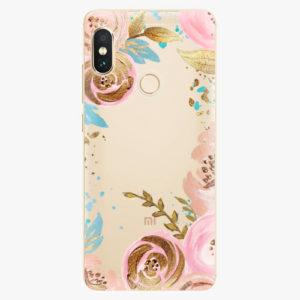 Plastový kryt iSaprio - Golden Youth - Xiaomi Redmi Note 5