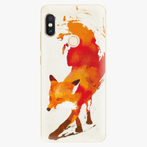 Plastový kryt iSaprio - Fast Fox - Xiaomi Redmi Note 5
