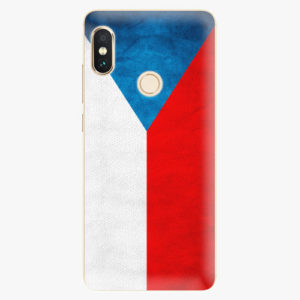 Plastový kryt iSaprio - Czech Flag - Xiaomi Redmi Note 5