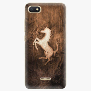 Plastový kryt iSaprio - Vintage Horse - Xiaomi Redmi 6A