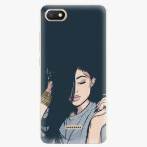 Plastový kryt iSaprio - Swag Girl - Xiaomi Redmi 6A