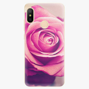 Plastový kryt iSaprio - Pink Rose - Xiaomi Mi A2 Lite