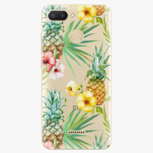 Plastový kryt iSaprio - Pineapple Pattern 02 - Xiaomi Redmi 6