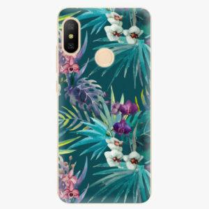 Plastový kryt iSaprio - Tropical Blue 01 - Xiaomi Mi A2 Lite