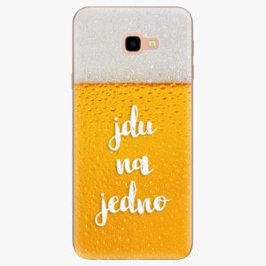 Plastový kryt iSaprio - Jdu na jedno - Samsung Galaxy J4+