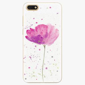 Plastový kryt iSaprio - Poppies - Huawei Honor 7S