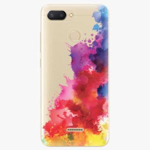 Plastový kryt iSaprio - Color Splash 01 - Xiaomi Redmi 6