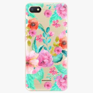 Plastový kryt iSaprio - Flower Pattern 01 - Xiaomi Redmi 6A