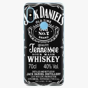 Plastový kryt iSaprio - Jack Daniels - Xiaomi Redmi Note 6 Pro