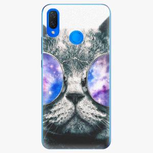 Plastový kryt iSaprio - Galaxy Cat - Huawei Nova 3i