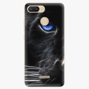 Plastový kryt iSaprio - Black Puma - Xiaomi Redmi 6