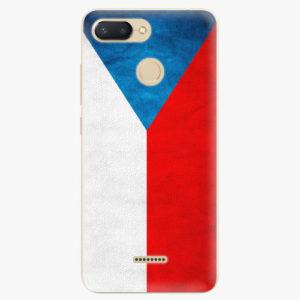 Plastový kryt iSaprio - Czech Flag - Xiaomi Redmi 6