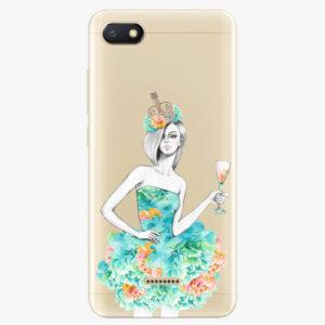 Plastový kryt iSaprio - Queen of Parties - Xiaomi Redmi 6A