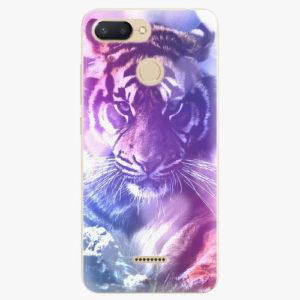 Plastový kryt iSaprio - Purple Tiger - Xiaomi Redmi 6
