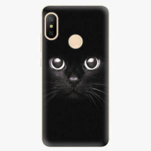 Plastový kryt iSaprio - Black Cat - Xiaomi Mi A2 Lite