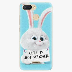 Plastový kryt iSaprio - My Cover - Xiaomi Redmi 6