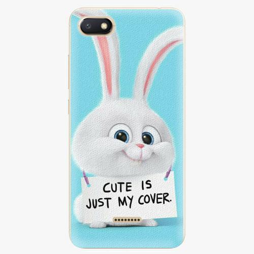 Plastový kryt iSaprio - My Cover - Xiaomi Redmi 6A