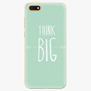 Plastový kryt iSaprio - Think Big - Huawei Honor 7S