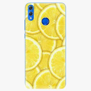 Plastový kryt iSaprio - Yellow - Huawei Honor 8X