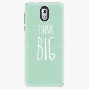 Plastový kryt iSaprio - Think Big - Nokia 3.1