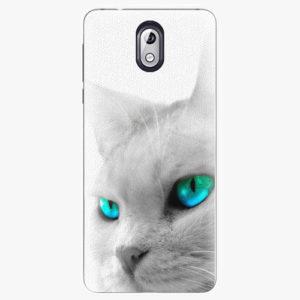 Plastový kryt iSaprio - Cats Eyes - Nokia 3.1