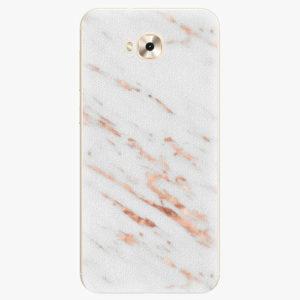 Plastový kryt iSaprio - Rose Gold Marble - Asus ZenFone 4 Selfie ZD553KL