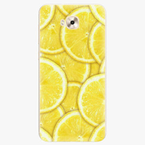 Plastový kryt iSaprio - Yellow - Asus ZenFone 4 Selfie ZD553KL
