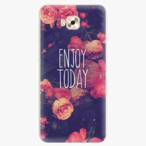 Plastový kryt iSaprio - Enjoy Today - Asus ZenFone 4 Selfie ZD553KL