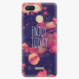 Plastový kryt iSaprio - Enjoy Today - Xiaomi Redmi 6
