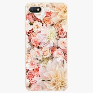 Plastový kryt iSaprio - Flower Pattern 06 - Xiaomi Redmi 6A