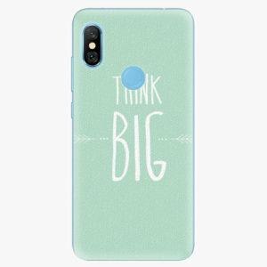 Plastový kryt iSaprio - Think Big - Xiaomi Redmi Note 6 Pro