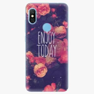 Plastový kryt iSaprio - Enjoy Today - Xiaomi Redmi Note 6 Pro