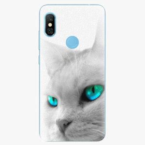 Plastový kryt iSaprio - Cats Eyes - Xiaomi Redmi Note 6 Pro