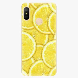 Plastový kryt iSaprio - Yellow - Xiaomi Mi A2 Lite