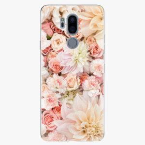 Plastový kryt iSaprio - Flower Pattern 06 - LG G7