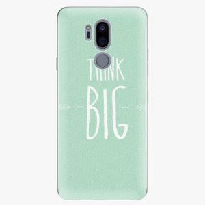 Plastový kryt iSaprio - Think Big - LG G7