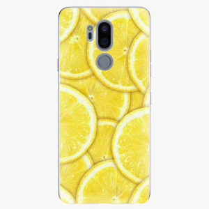 Plastový kryt iSaprio - Yellow - LG G7