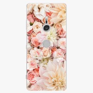 Plastový kryt iSaprio - Flower Pattern 06 - Sony Xperia XZ3