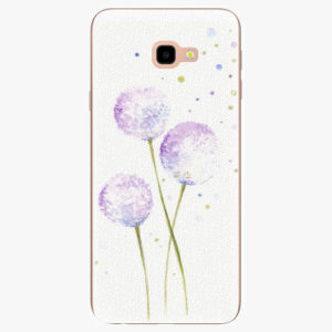 Plastový kryt iSaprio - Dandelion - Samsung Galaxy J4+