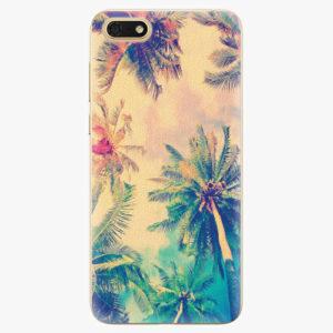 Plastový kryt iSaprio - Palm Beach - Huawei Honor 7S