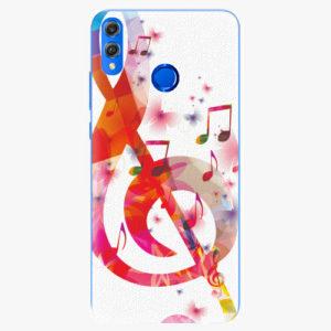 Plastový kryt iSaprio - Love Music - Huawei Honor 8X