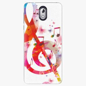 Plastový kryt iSaprio - Love Music - Nokia 3.1