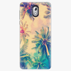 Plastový kryt iSaprio - Palm Beach - Nokia 3.1