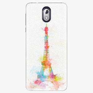 Plastový kryt iSaprio - Eiffel Tower - Nokia 3.1