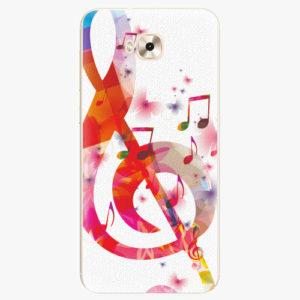 Plastový kryt iSaprio - Love Music - Asus ZenFone 4 Selfie ZD553KL
