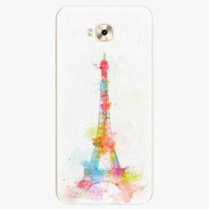 Plastový kryt iSaprio - Eiffel Tower - Asus ZenFone 4 Selfie ZD553KL