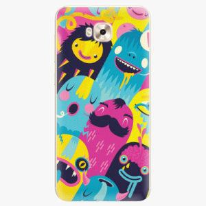Plastový kryt iSaprio - Monsters - Asus ZenFone 4 Selfie ZD553KL