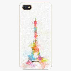 Plastový kryt iSaprio - Eiffel Tower - Xiaomi Redmi 6A