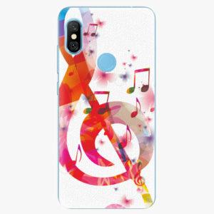Plastový kryt iSaprio - Love Music - Xiaomi Redmi Note 6 Pro