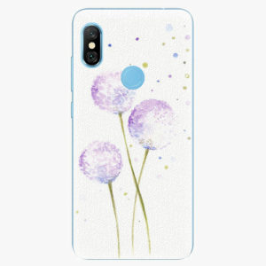 Plastový kryt iSaprio - Dandelion - Xiaomi Redmi Note 6 Pro
